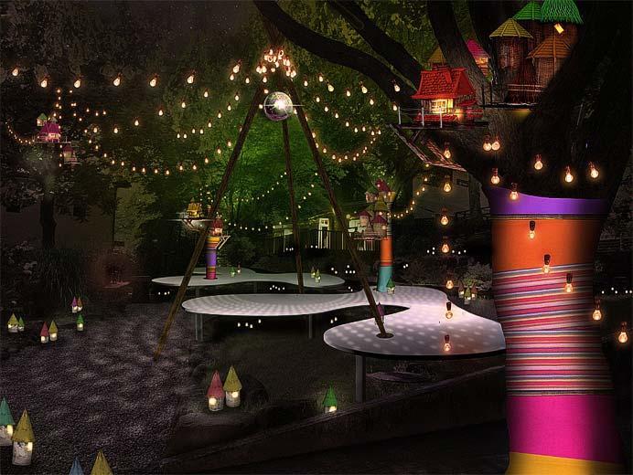 小田急,箱根エリアで「箱根湯本Summer Night Village~29番地BAR&GRILL~」など開催
