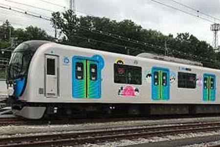 西武,期間限定で「コウペンちゃんはなまるトレイン」を新宿線で運転
