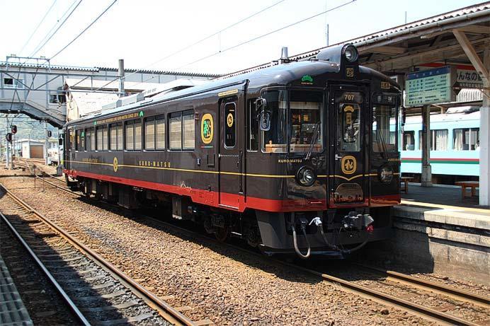 JR西日本・京都丹後鉄道,JR小浜線で「丹後くろまつ号」の特別運転を実施