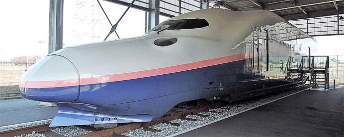 新津鉄道資料館で「実物車両公開」開催