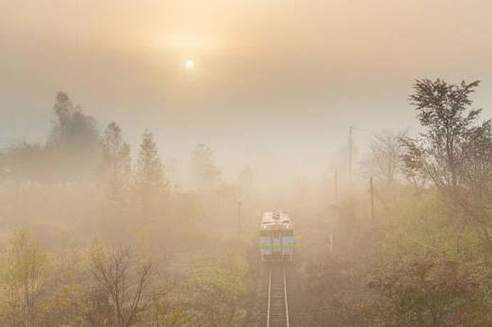 「北への旅路、ここから始まる 〜北海道の鉄道のある風景 写真展」開催