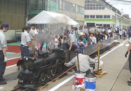 JR東日本「郡山総合車両センター一般公開 2019」開催