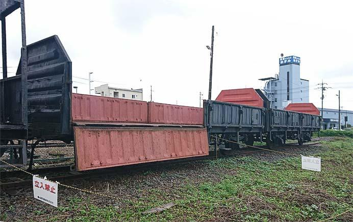 真岡鐵道,真岡駅で「貨車の上で撮影会!」開催
