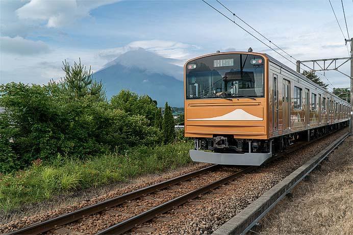 「富士急電車まつり2019」開催
