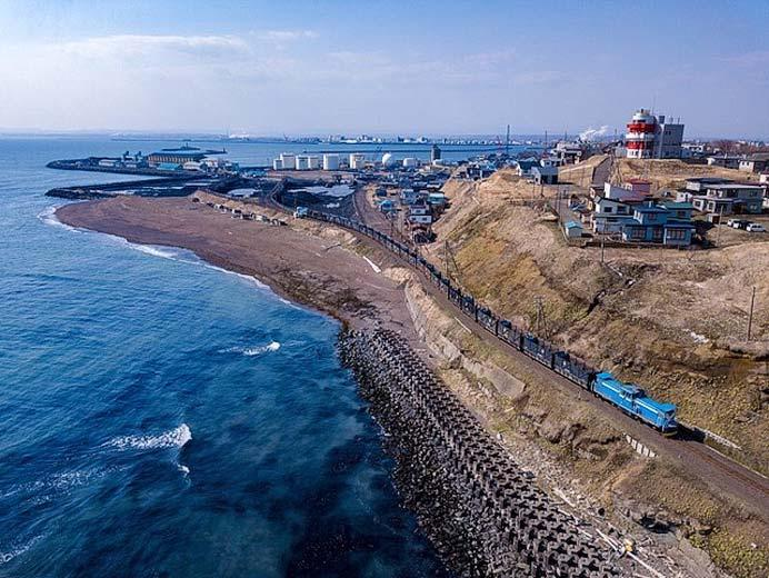 釧路市立博物館で写真展「太平洋石炭販売輸送 臨港線」開催
