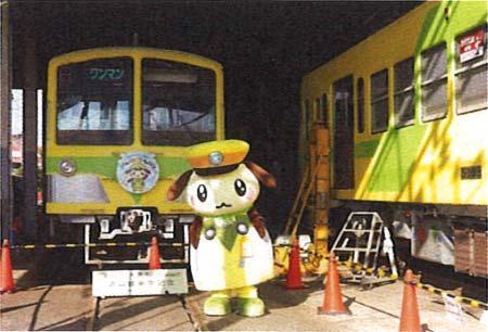 「第18回 流鉄の鉄道の日!!」開催