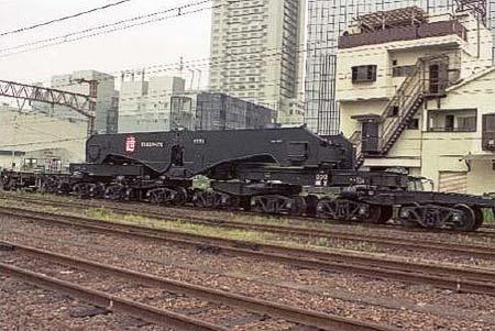 シキ800形式貨車