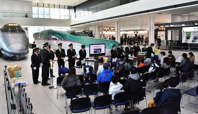 鉄道博物館で「なるほど ザ・新幹線」開催