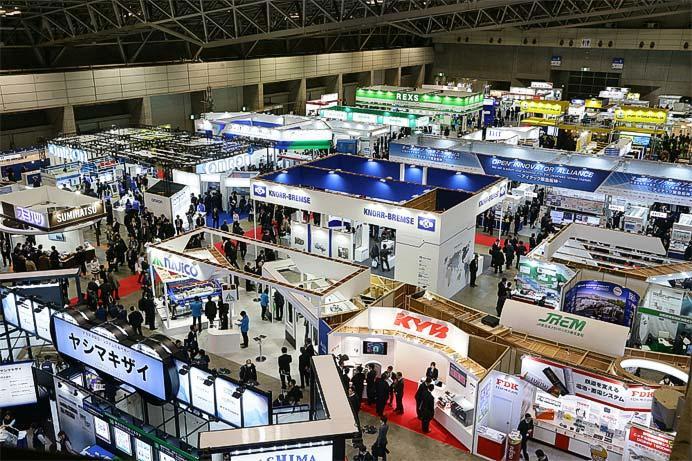 「第6回 鉄道技術展」開催