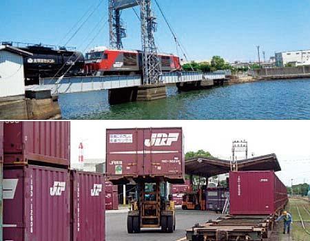 JR東海さわやかウォーキング,JR貨物四日市駅コンテナ基地を訪問できるコースを設定