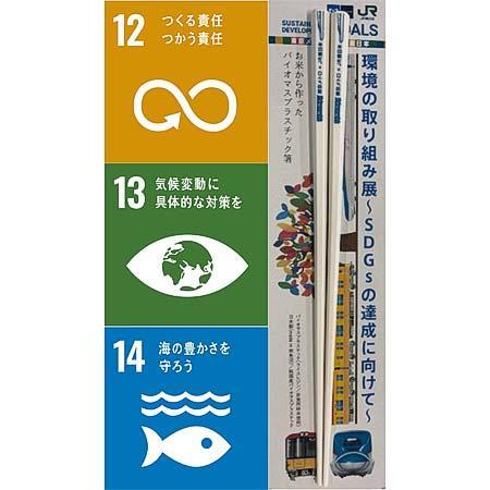 東京メトロ・JR東日本,上野駅で「環境の取り組み展~SDGsの達成に向けて~」開催