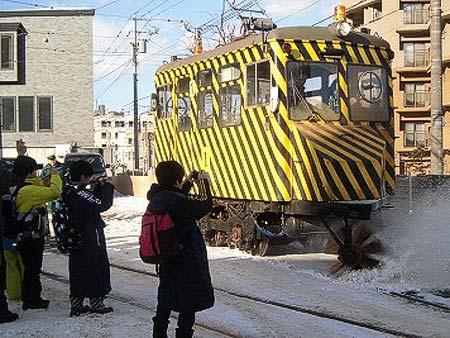 札幌市「子ども市営交通教室」参加者募集