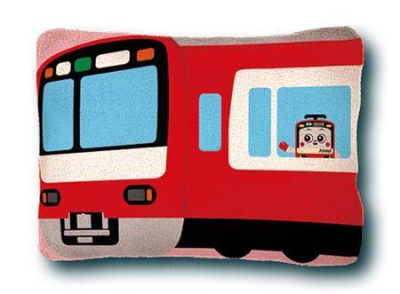 京急電車デザインの湯たんぽ