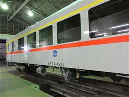 台湾鉄路ラッピング列車(152A号)