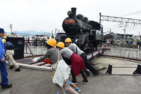 大井川鐵道「SLフェスタ2020in新金谷」開催