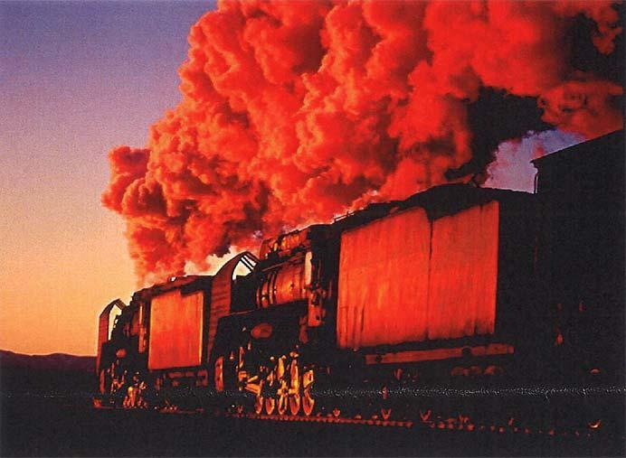 田中晋写真展「Crimson Altron is Forever 〜中国蒸気列車の旅〜」開催