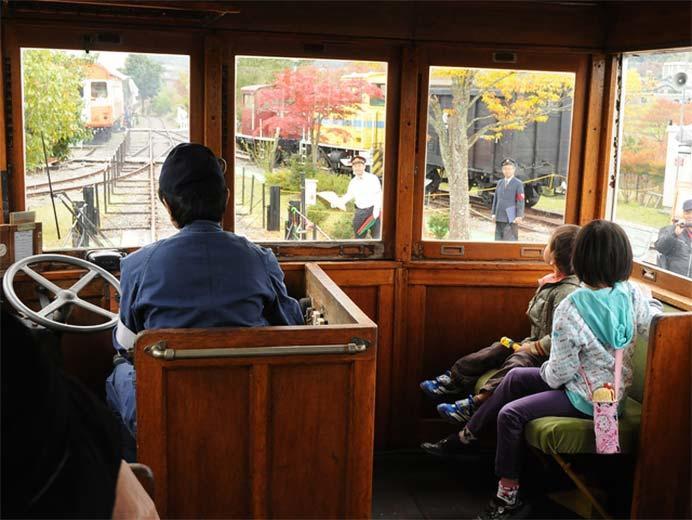 『さようなら「加悦SL広場」 再現列車運転会』開催