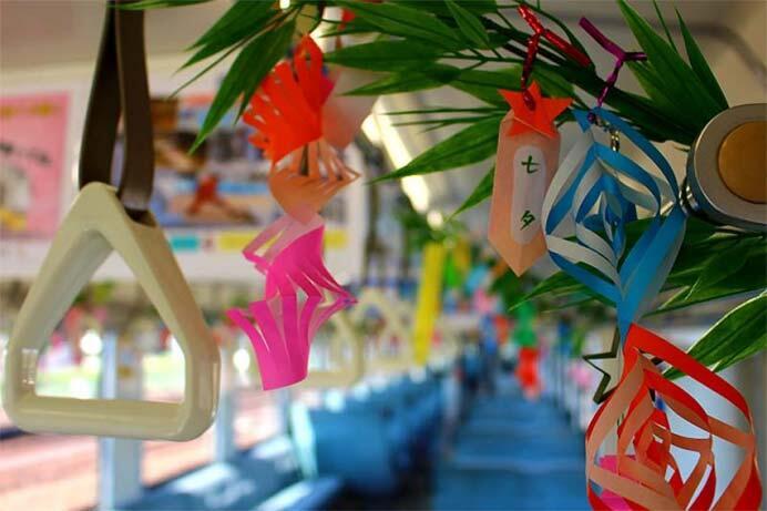 水島臨海鉄道で「七夕列車」を運転