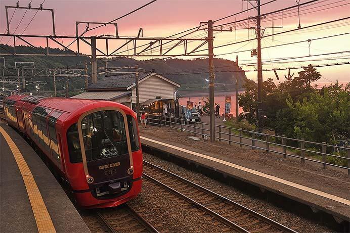えちごトキめき鉄道,「えちごトキめきリゾート雪月花」を使用した「Viaggio al Tramonto」の参加者募集