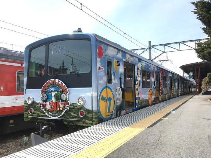 富士急行「富士急行線こどもまつり」開催