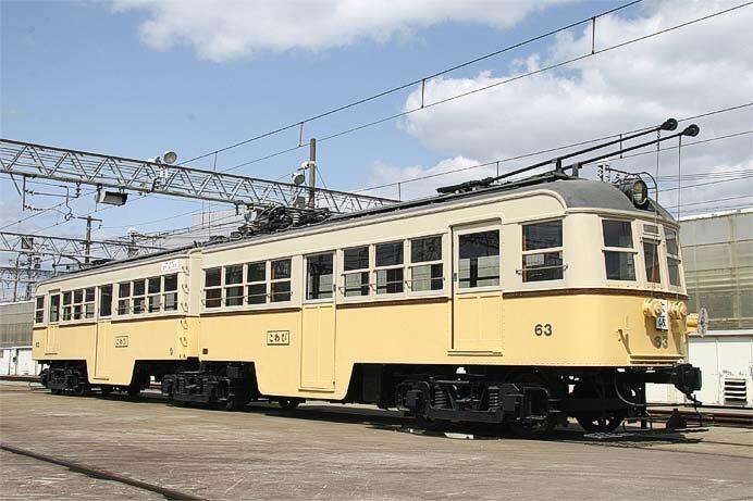 京阪,「びわこ号色塗装」列車の運行開始を記念したイベントを開催