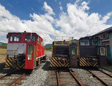 「日立 25t 3軸ロッド機関車撮影会」