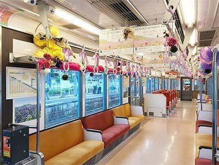 伊賀鉄道で「セージ列車」を運転