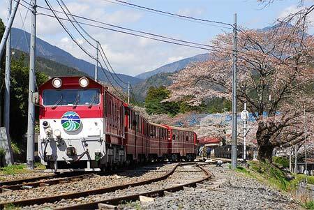 「がんばれ大鉄・大井川鐵道探求の旅」ツアーイメージ