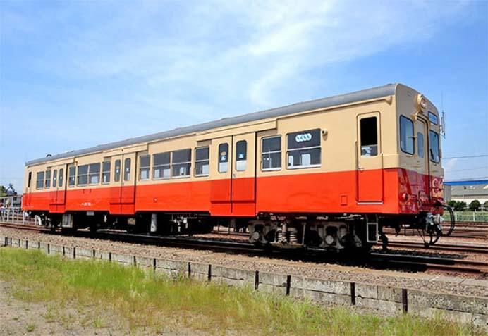 水島臨海鉄道,キハ30の貸切運行を実施