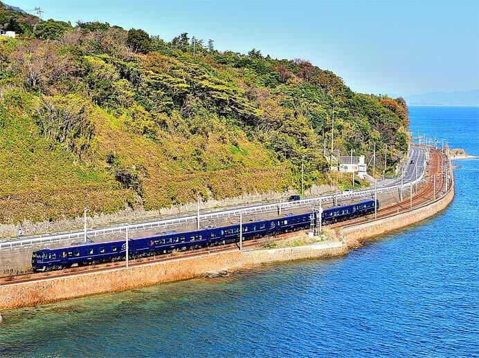 日本旅行,「WEST EXPRESS 銀河・山陽コース」2021年2月乗車分の参加者を募集