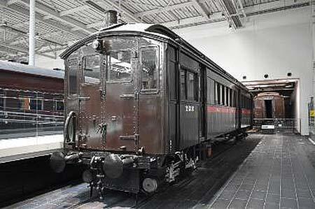 リニア・鉄道館で第10回企画展「重要文化財ホジ6014号蒸気動車のすべて~誕生からこれまでの歩み~」開催