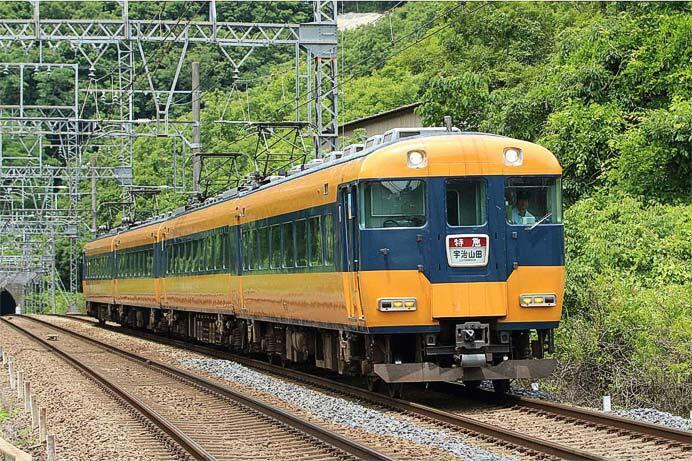 近鉄,12200系の臨時特急列車を運転