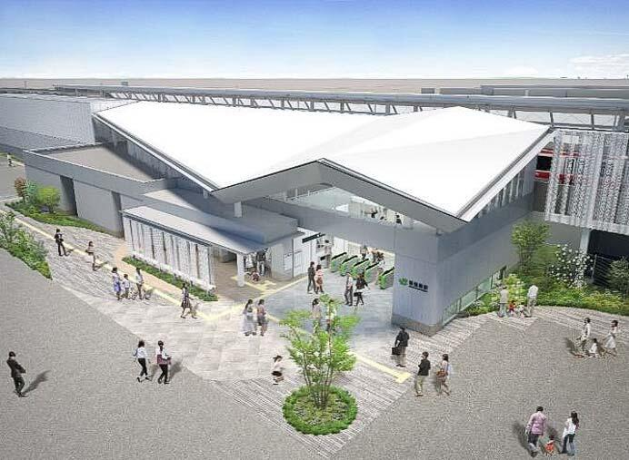 JR東日本など,京葉線 新習志野—海浜幕張間に設置する新駅の駅名を募集