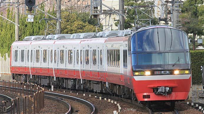 名鉄,期間限定で中部国際空港行き特急を1200系で運転
