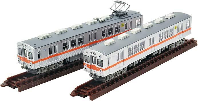 北陸鉄道7100形 2両セット