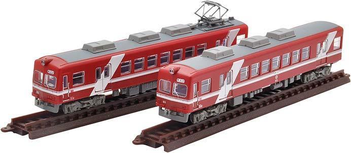遠州鉄道30形(モハ25-クハ85)2両セット
