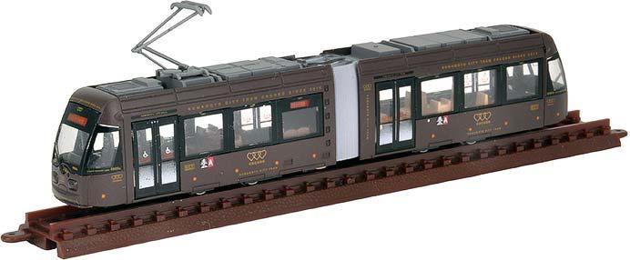 熊本市交通局0800型「COCORO」