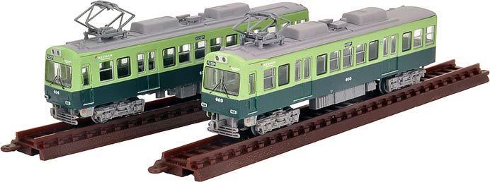 京阪電車大津線600形1次車