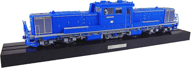 1/45 トレインミュージアムOJ No.01 ディーゼル機関車 DD51 北斗星