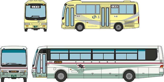 ローカル路線バス乗り継ぎの旅2《四国ぐるり一周編》