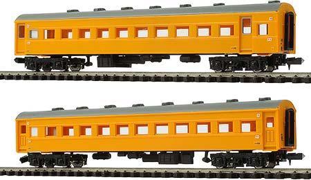 客車4両セット プラキット