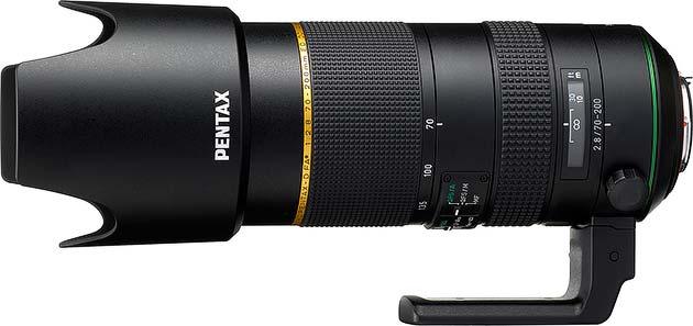 HD PENTAX-D FA ★ 70-200mmF2.8ED DC AW
