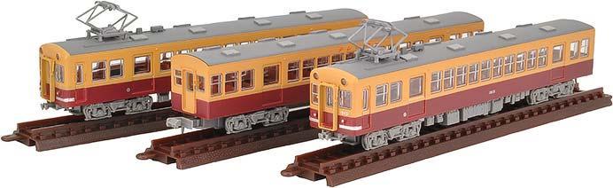京阪電車1900系特急電車(新製車)3両セットA