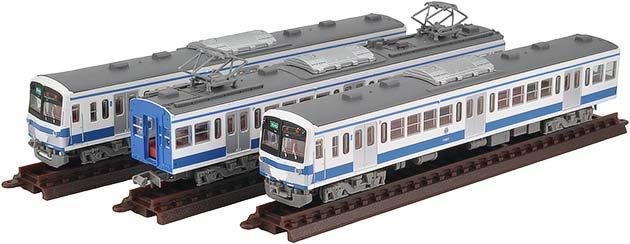 伊豆箱根鉄道1300系(1301編成)3両セット