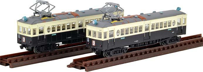 上田交通5250型2両セット