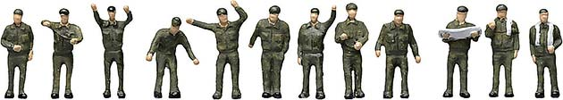 自衛隊の人々