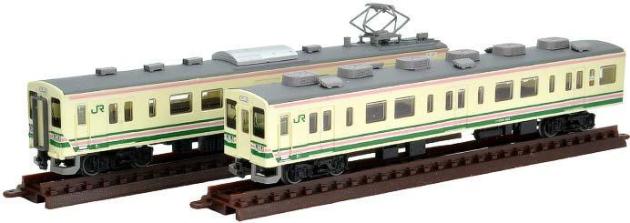 JR107系100番代 両毛線(前期型)2両セット