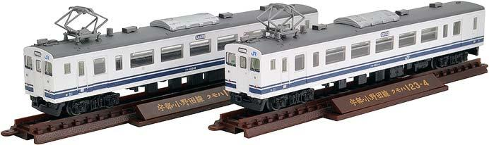 JR123系宇部・小野田線 2両セット