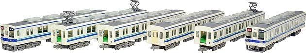 東武鉄道8000系8163編成 東武アーバンパークライン6両セット