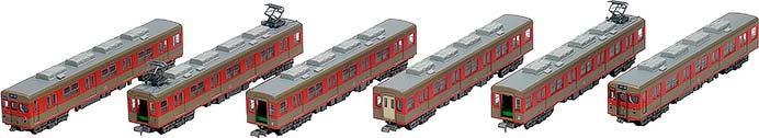 鉄道コレクション 東武鉄道8000系8111編成ツートンカラー
